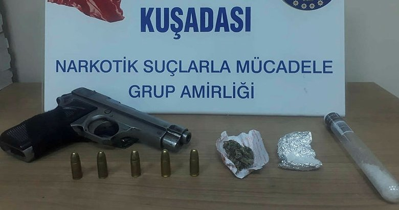 Aydın'da Davutlar ve Güzelçamlı'daki hırsızlık olaylarının 3 şüphelisi tutuklandı