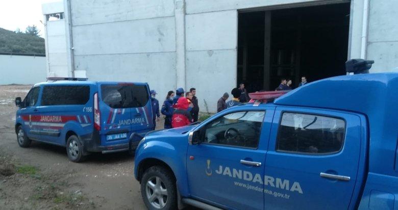 İzmir Torbalı'daki fabrikada kazan patladı: 2 ölü, 2 yaralı