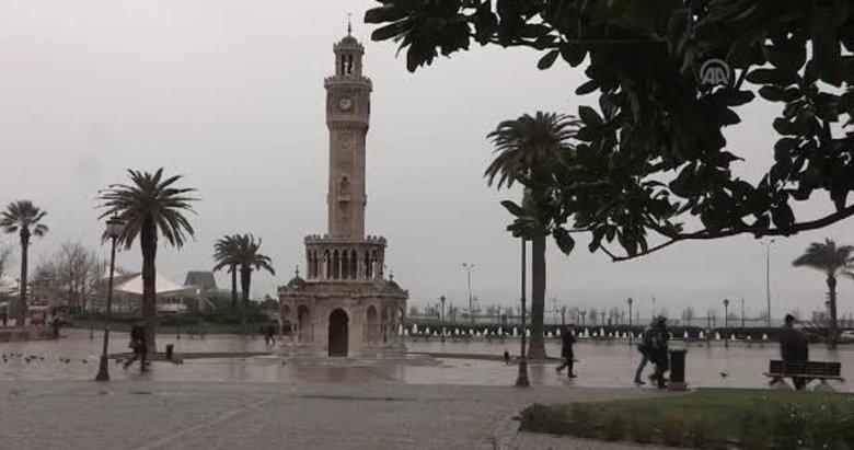İzmir'de bugün hava nasıl olacak? Soğuklar ne kadar sürecek? Meteoroloji'den yağış uyarısı