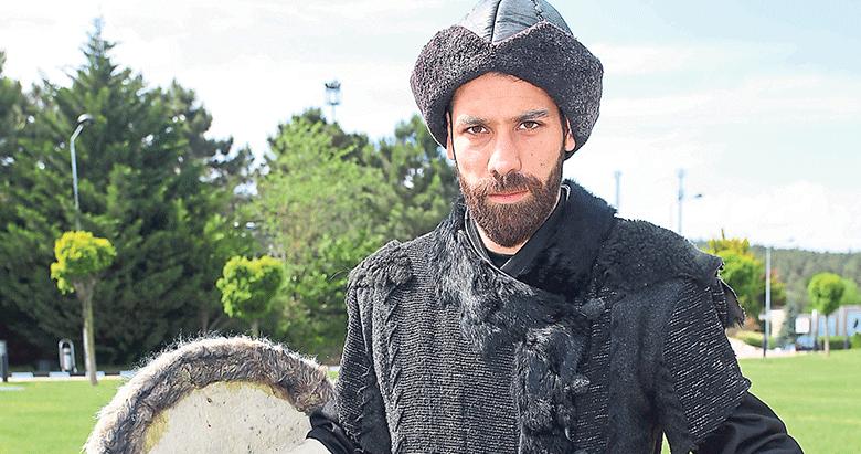 Denizlispor'un kozu Olcay Şahan