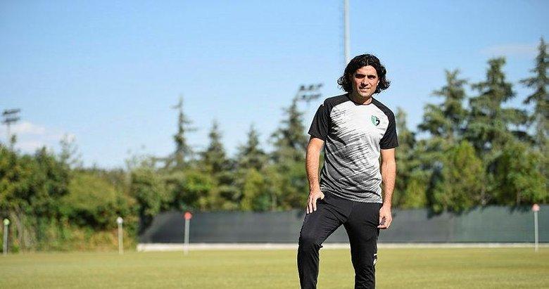 Denizlispor'da Gülpınar'dan oyuncularına uyarı