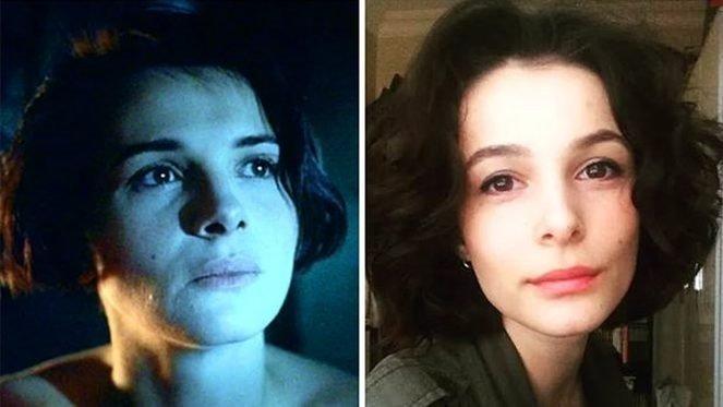 Sefirin Kızı dizisinin Menekşe'si Tülin Yazkan 'ikiziyle' herkesi hayrete düşürdü!