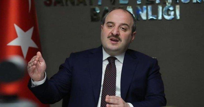 Bakan Varank'tan flaş açıklama: Türk sanayisinin zayıflamasına müsaade etmeyeceğiz