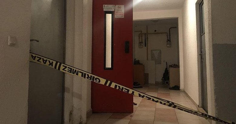 İzmir'de asansör boşluğuna düşen yaşlı adam hayatını kaybetti