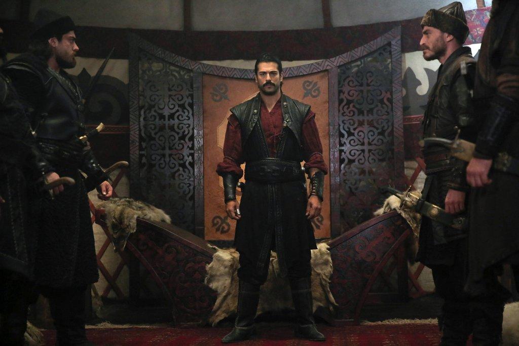 Kuruluş Osman 4. bölümde neler olacak? Osman, Bala Hatun'u kurtarabilecek mi?