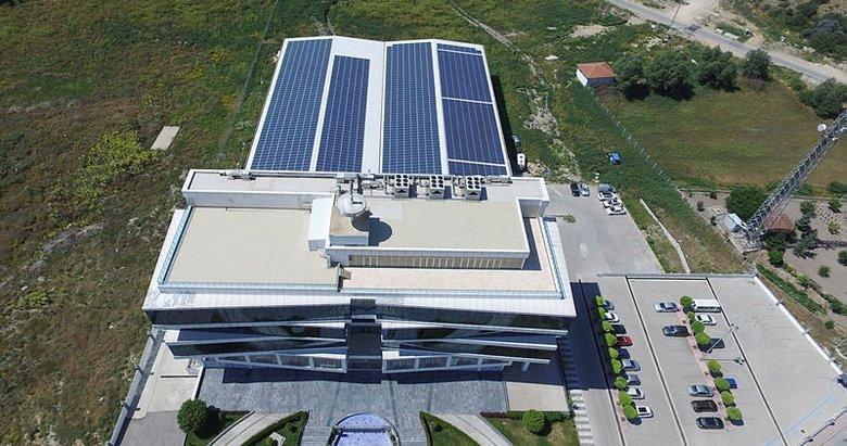 ATSO binası, 'yeşil binalar' arasında dünya birincisi