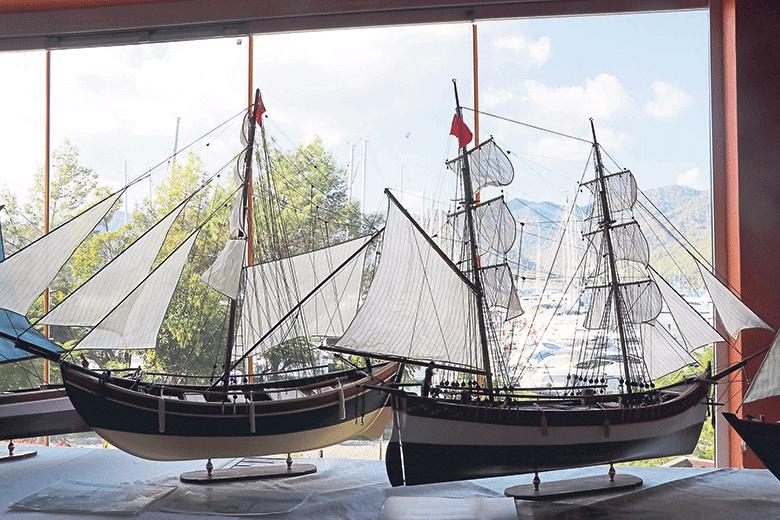 İşte Türk Denizciliği'nde 500 yıl boyunca kullanılan 20 tekne!