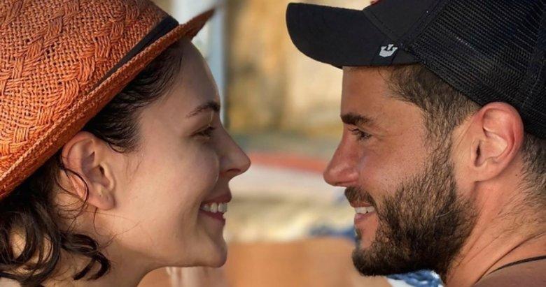 Berk Oktay ile Yıldız Çağrı Atiksoy çiftinden evlilik açıklaması