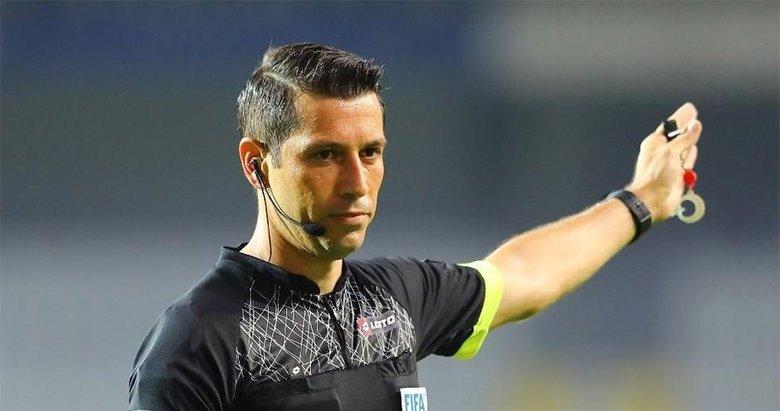 Antalyaspor - Beşiktaş finalinin hakemi belli oldu