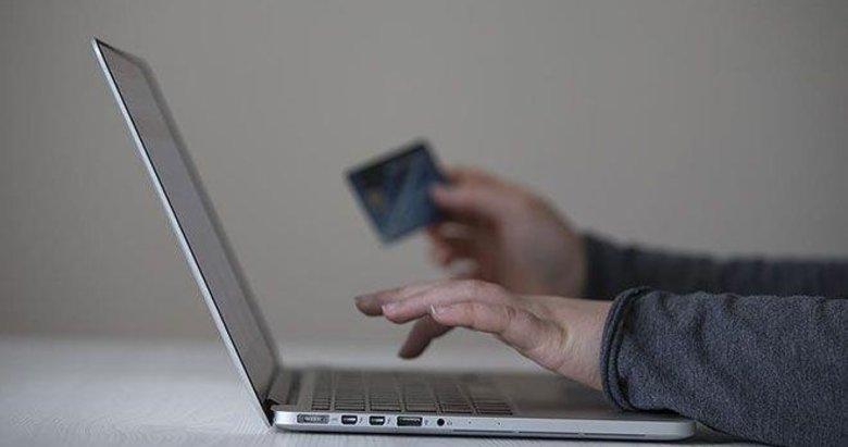 İnternetten kartlı ödemeler kasımda arttı