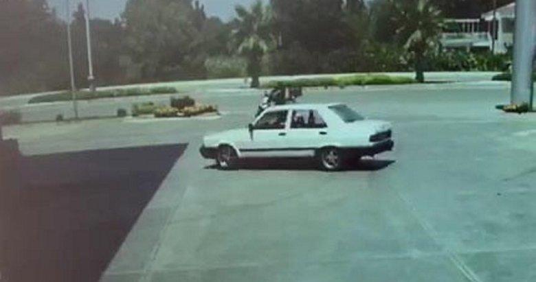 Denizli'de 'drift' yapan sürücüye şok ceza!