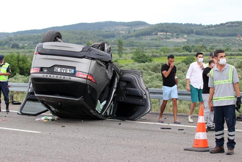 Lüks aracıyla kaza yapan Alişan veryansın etti!