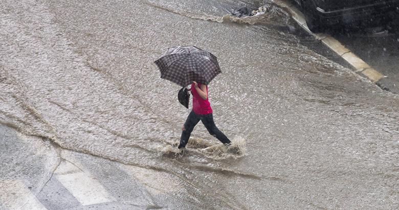Meteoroloji den kuvvetli yağış uyarısı