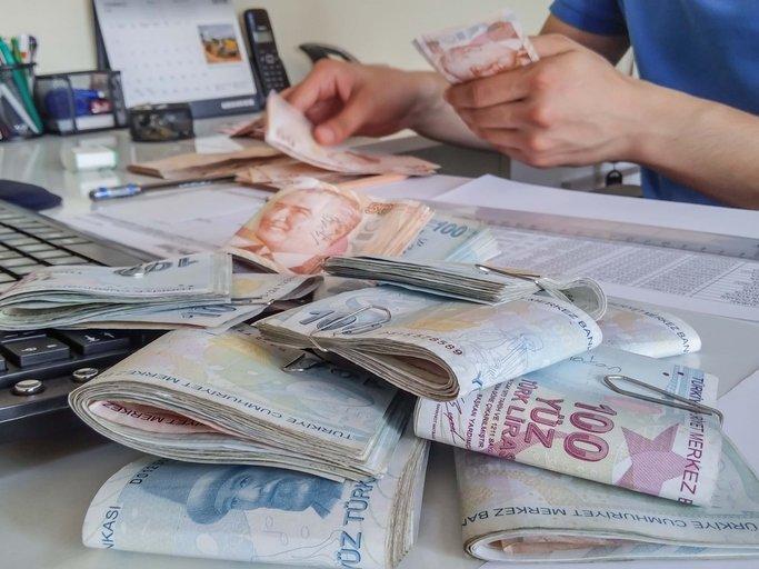 Ziraat Bankası destek kredisi sorgulama ekranı!