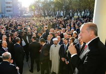 Erdoğan'dan Yunanistan'daki 4 Vekile Mesaj