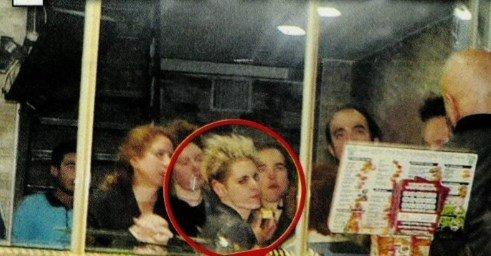 Ünlü Hollywood yıldızı Kristen Stewart İstanbul'da!