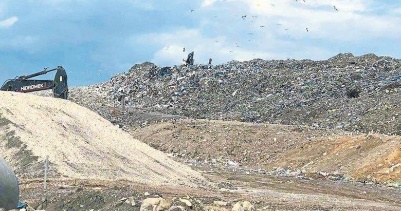 Çöplük 13 yıl daha Çiğli'de