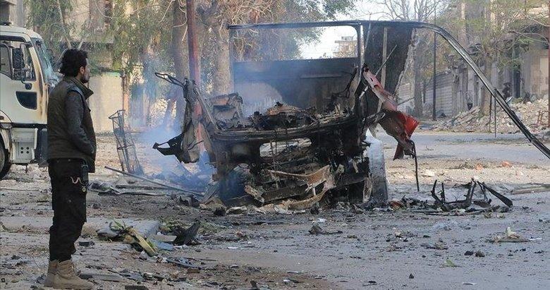 Ilımlı askeri muhalifler İdlib'in güneyinde operasyon başlattı