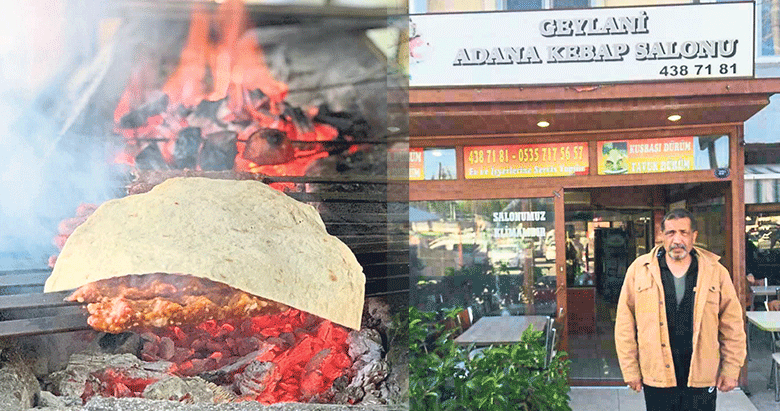 Kebap yemek için Adana'ya gitmeyin
