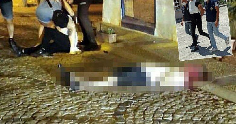 İzmir'de tartıştığı kişiyi demir profille öldürmüştü! İlk ifadesi ortaya çıktı: Anneme platonik aşık olmuş