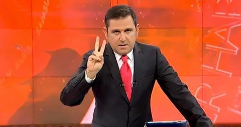 Fatih Portakal'ın Türk bayrağı asılması hazımsızlığına sert eleştiri