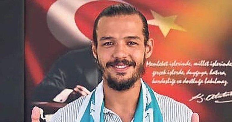 Bucaspor'da Burak Serik'e transfer oldu