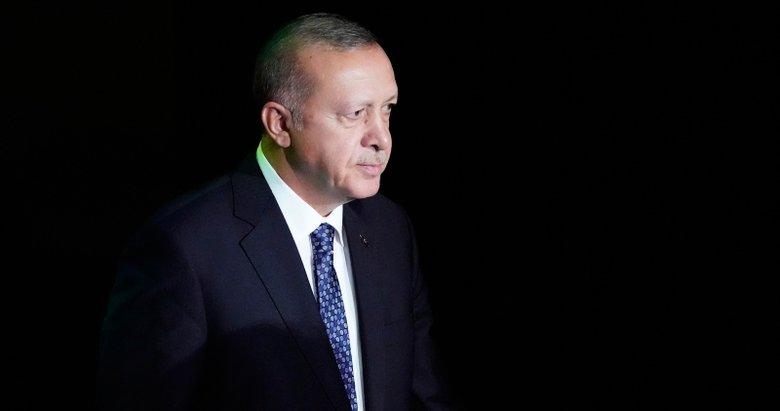 Başkan Erdoğan'ın tarihe geçen sözleri Twitter gündeminde