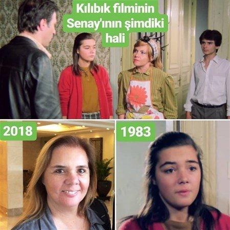 Bu ünlüleri hatırladınız mı?