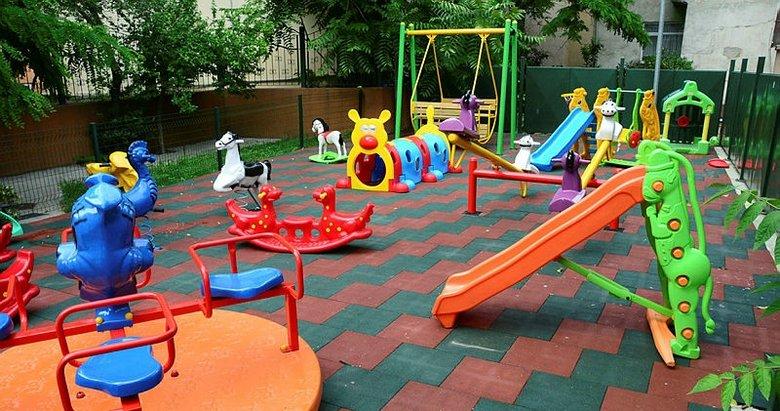 Çocuk parklarında ağır metal bulundu!