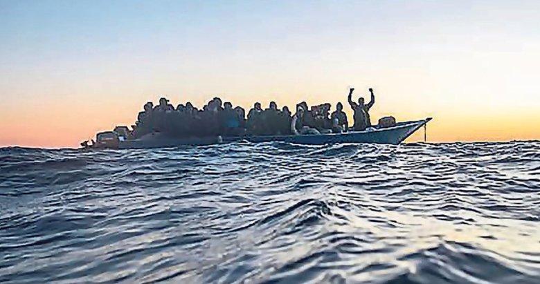 Doğu Akdeniz'de göçmen faciası
