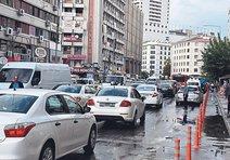 İzmirde 'Babalı' park engeline tepki