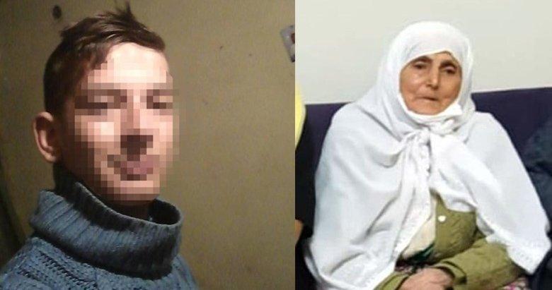 Aydın'daki cinayette korkunç ayrıntı! Yaşlı kadına cinsel saldırıda bulunmuş!