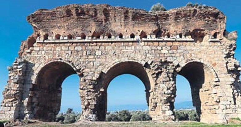 Aydın'ın 2 bin 300 yıllık şarkısına klip çekildi