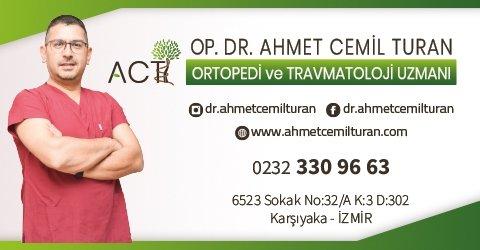Dr. Ahmet Cemil Turan