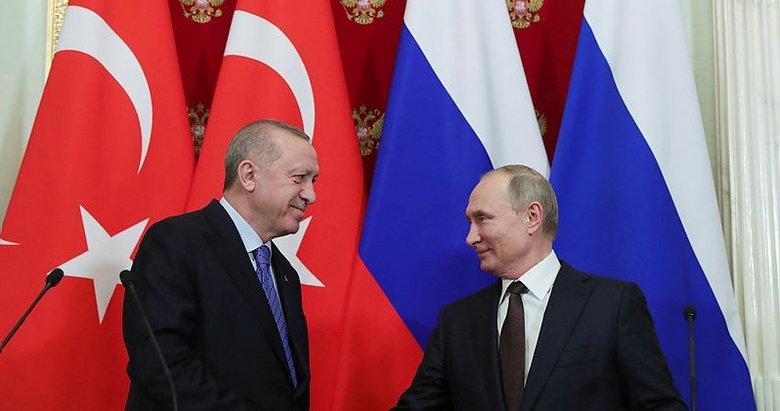 Son dakika: Başkan Erdoğan, Putin'le Karabağ'ı konuştu