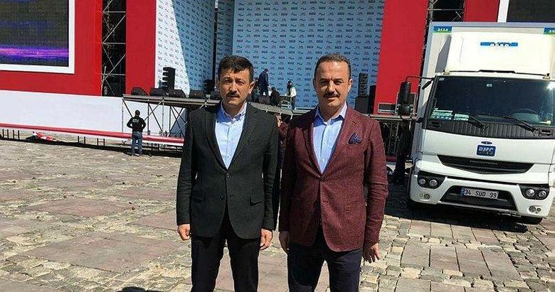 Cumhur İttifakı'nın İzmir mitingine doğru! Hazırlıklar tamam...