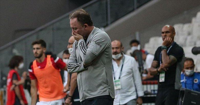 Beşiktaş, ikinci kez en kötü lig başlangıcını yaptı