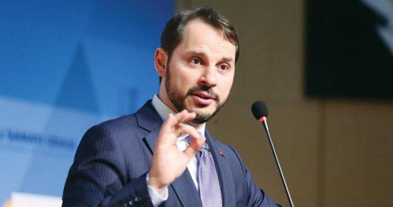 Hazine ve Maliye Bakanı Berat Albayrak'tan Halkbank açıklaması