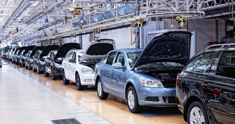 Otomotiv ihracatı AB pazarında vites büyüttü