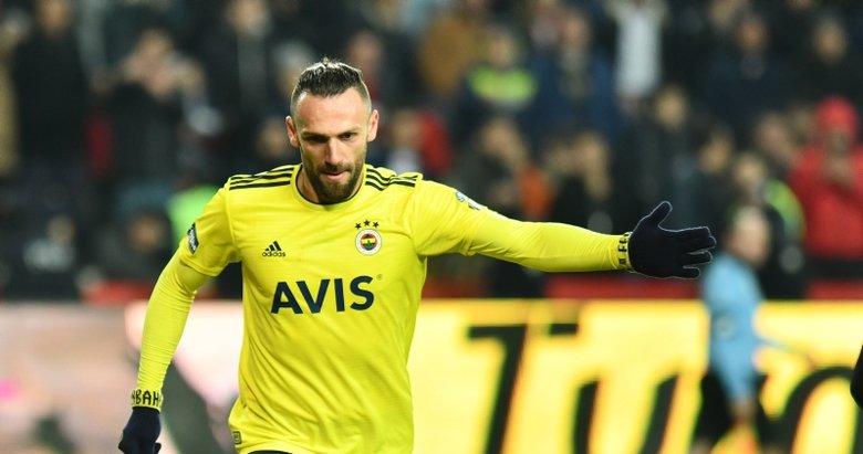 Fenerbahçe'de Vedat Muric şoku!