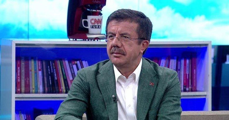 Nihat Zeybekci: İzmir varlık içinde yokluk çekiyor