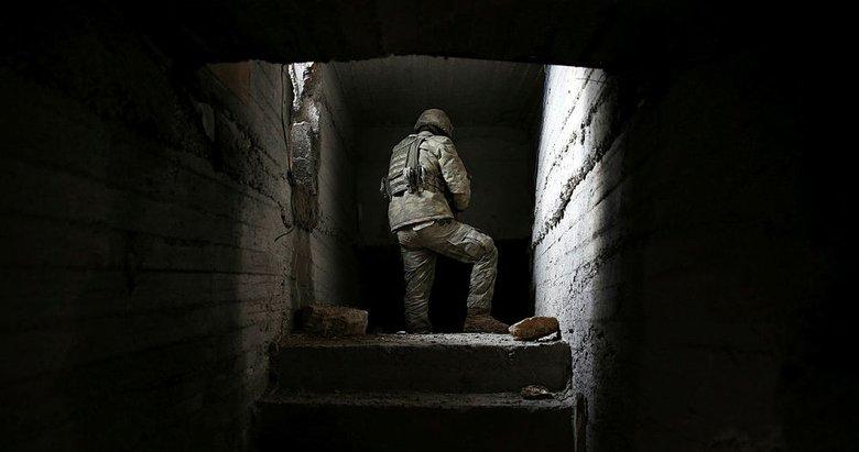 Zeytin Dalı Harekatında bin 485 terörist etkisiz hale getirildi
