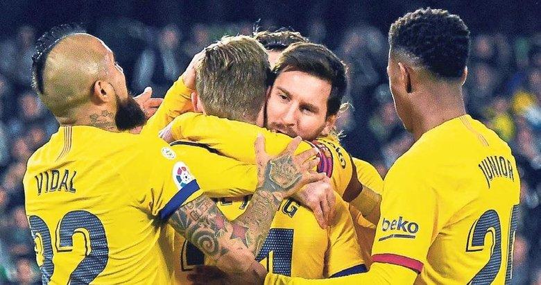 La Liga'da yeni dönem