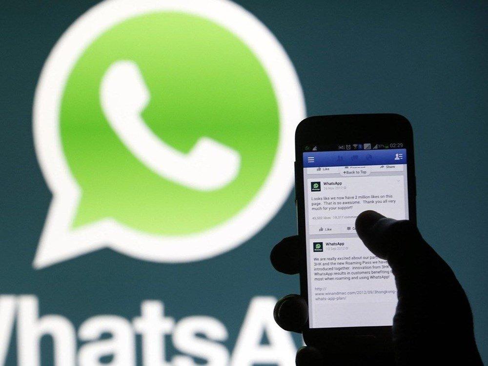 WhatsApp'ın yeni sözleşmesi ile hangi bilgiler depolanacak?
