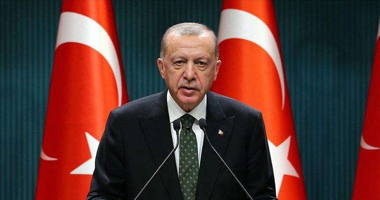 Başkan Erdoğan, KKTC Cumhurbaşkanı Tatar'a başsağlığı diledi