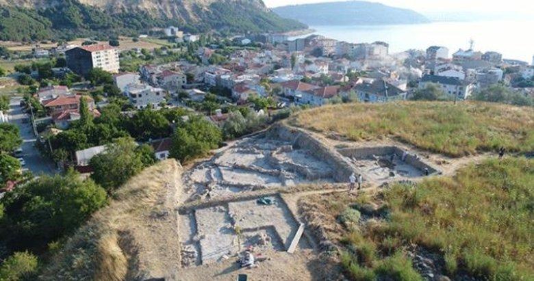 Balkanlardan gelenler 4 bin yıl önce Maydos'ta yaşamış
