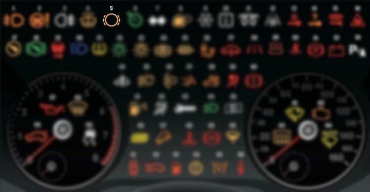 Araçlarda bulunan ikaz lambaları ne anlama geliyor?