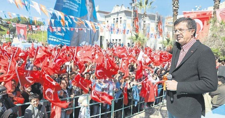 İzmir kazansın
