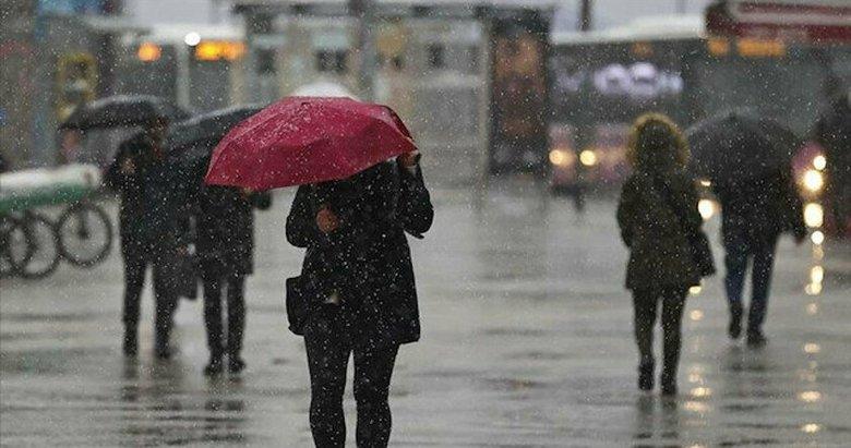İzmir hava durumu! O illere kuvvetli yağış geliyor! İşte 16 Mayıs Pazar hava durumu...
