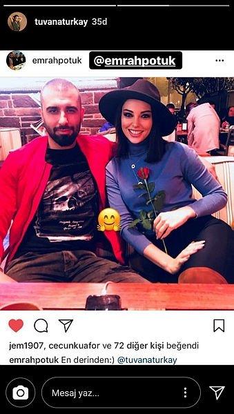 Alper Potuk'un Tuvana Türkay'ı aldattığı kişi meğer...